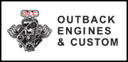 Outback Engine & Custom