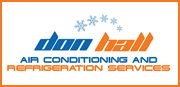 Don Hall - Air Conditioning and Refrigeration Services